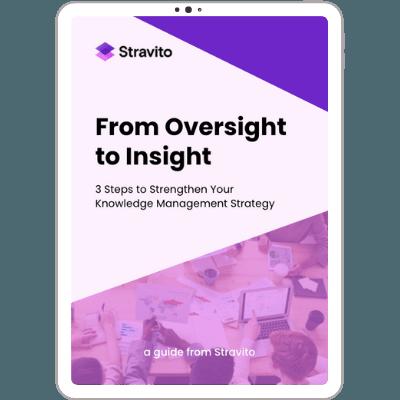 Oversight to Insight Thumbnail