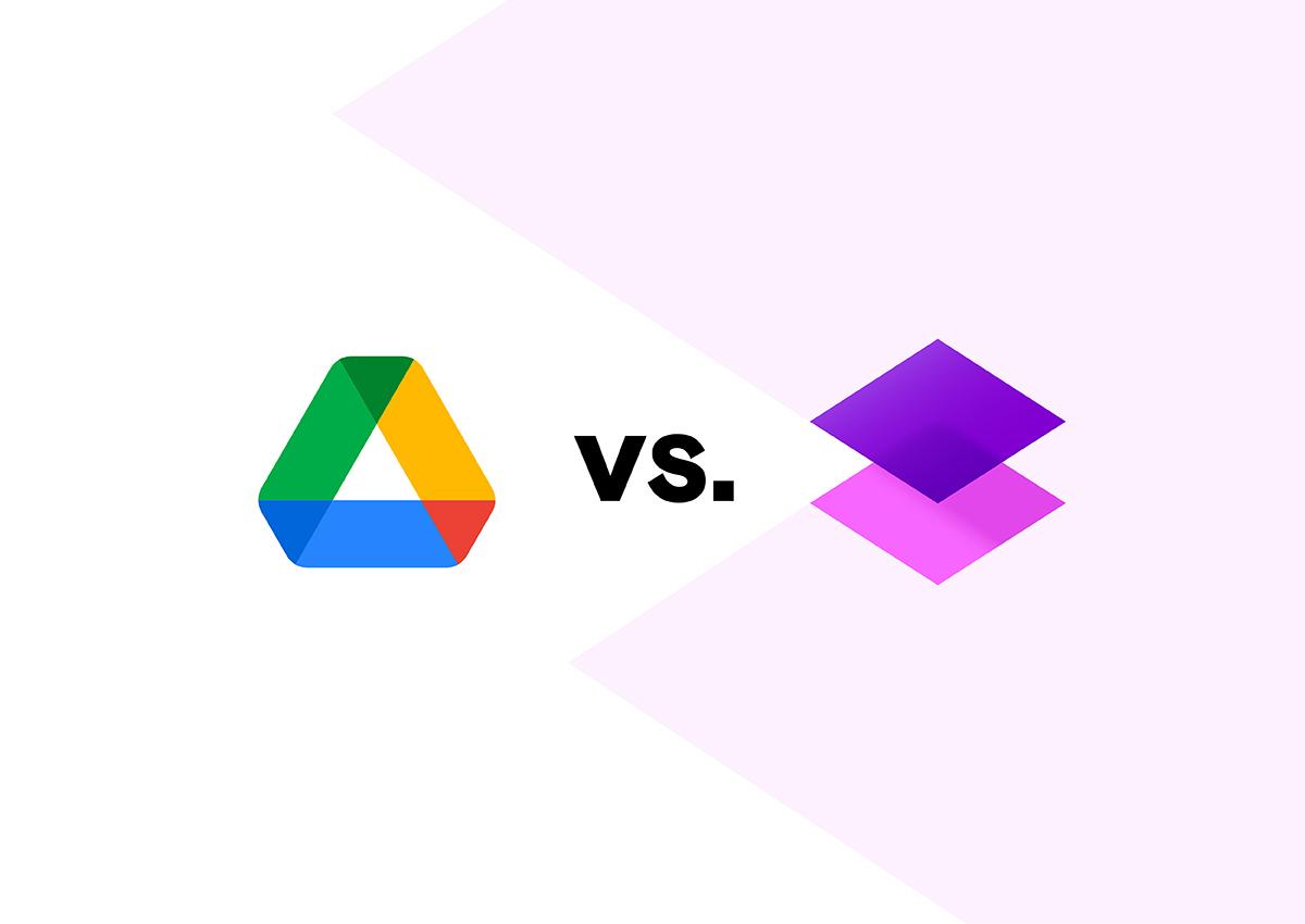 Stravito vs. Google Drive